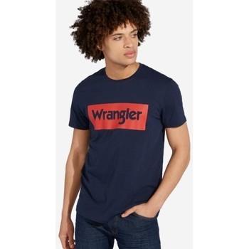Abbigliamento Uomo T-shirt & Polo Wrangler SS LOGO TEE
