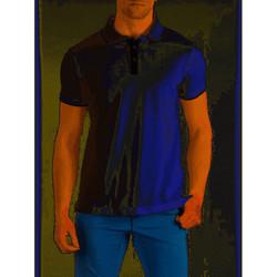 Abbigliamento Uomo Polo maniche corte Trussardi 52T00345