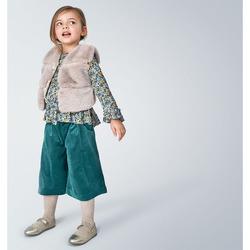 Abbigliamento Bambina Pantaloni Mayoral ATRMPN-23422 Verde