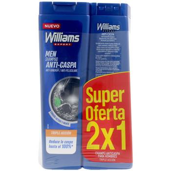 Bellezza Shampoo Williams Anti-caspa Carbón Champú X3 Lote 2 X