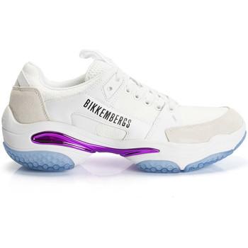 Scarpe Uomo Sneakers basse Bikkembergs  Bianco
