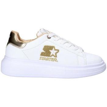 Scarpe Bambina Sneakers basse Starter ORO Bianco