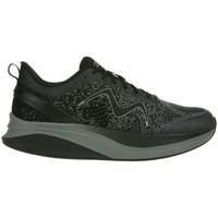Scarpe Uomo Sneakers basse Mbt SCARPE UOMO ALLACCIATE  HURACAN 3000 BLACK_CASTLEROCK