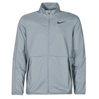 Abbigliamento Uomo Giacche sportive Nike DF TEAWVN JKT Grigio / Nero
