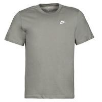Abbigliamento Uomo T-shirt maniche corte Nike NSCLUB TEE Kaki