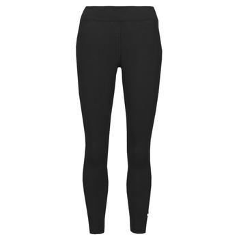 Abbigliamento Donna Leggings Nike NSESSNTL 7/8 MR LGGNG Nero / Bianco