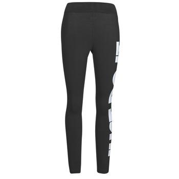 Abbigliamento Donna Leggings Nike NSESSNTL GX HR LGGNG JDI Nero / Bianco
