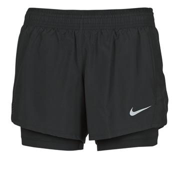 Abbigliamento Donna Shorts / Bermuda Nike 10K 2IN1 SHORT Nero