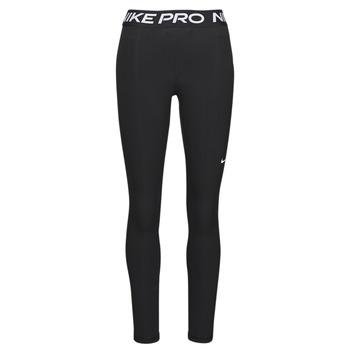 Abbigliamento Donna Leggings Nike NIKE PRO 365 TIGHT Nero / Bianco
