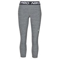 Abbigliamento Donna Leggings Nike NIKE PRO 365 TIGHT CROP Grigio / Bianco