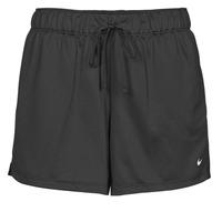 Abbigliamento Donna Shorts / Bermuda Nike DF ATTACK SHRT Nero / Bianco