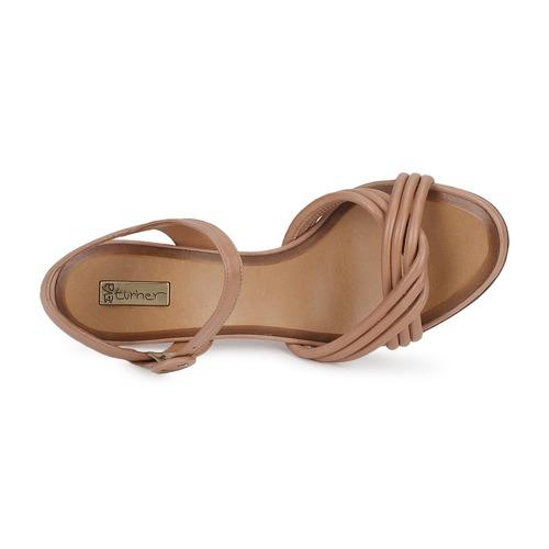 Eva Turner    Marronee   Ghiaccio  Scarpe Sandali Donna  Scarpe | Lussureggiante In Design  | Per Vincere Elogio Caldo Dai Clienti  | Scolaro/Signora Scarpa  31c422