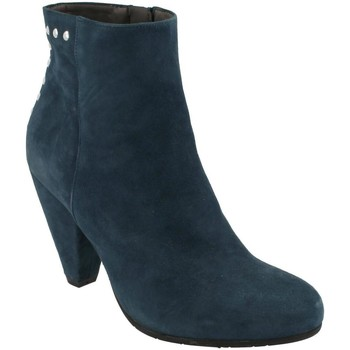 Scarpe Donna Stivaletti She - He  Azul