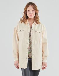 Abbigliamento Donna Giacche / Blazer Vila VIDERESSA Beige