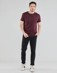 Abbigliamento Uomo Chino Selected SLHSLIM-MILES FLEX Nero