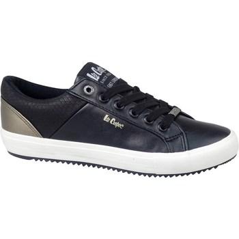 Scarpe Uomo Sneakers basse Lee Cooper LCJL2031041 Nero, Oro