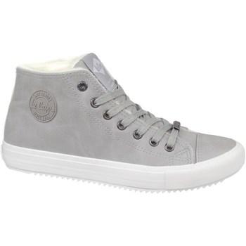 Scarpe Donna Sneakers alte Lee Cooper LCJL2031013 Grigio