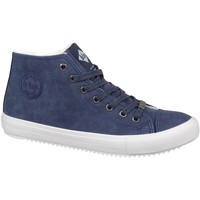 Scarpe Uomo Sneakers alte Lee Cooper LCJL2031012 Blu marino