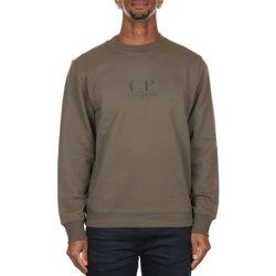 Abbigliamento Uomo Felpe Cp Company 07CMSS002A005086W - 661 DUSTY OLIVE Verde