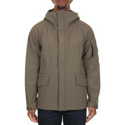 Abbigliamento Uomo Cappotti Cp Company 07CMOW017A-005242A 661 DUSTY OLIVE Verde