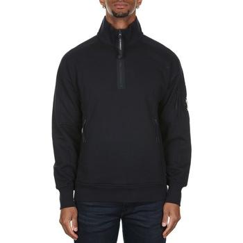 Abbigliamento Uomo Felpe Cp Company 09CMSS051A-005086W TOTAL ECLIPSE 888 Blu