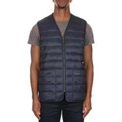 Abbigliamento Uomo Gilet / Cardigan Barbour 202MMLI0049 - NY71 NAVY Blu