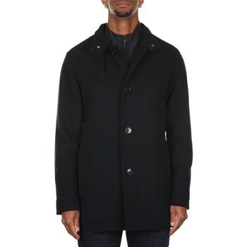 Abbigliamento Uomo Cappotti Selected 16075634 - 19-4020 TCX Dark Sapphire Blu