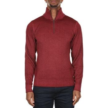 Abbigliamento Uomo Maglioni Sun68 K40149 - 35 BORDEAUX Bordeaux