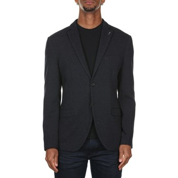 Abbigliamento Uomo Giacche / Blazer Selected 16074237 - 19-3923 TCX NAVY BLUE Blu