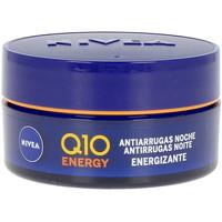 Bellezza Donna Idratanti e nutrienti Nivea Q10+ Vitamina C Anti-arrugas+energizante Crema  50 ml