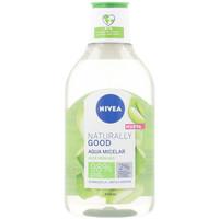 Bellezza Donna Detergenti e struccanti Nivea Naturally Good Agua Micelar  400 ml