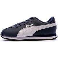 Scarpe Uomo Sport Indoor Puma 366775-03 Blu