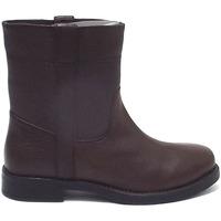 Scarpe Donna Stivali Woz scarpe donna stivale 20153 pelle marrone