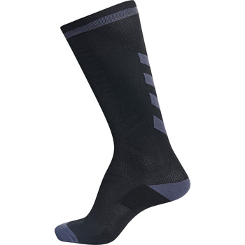 Accessori Unisex bambino Calze sportive Hummel Chaussettes  elite indoor high noir/gris foncé
