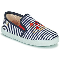 Scarpe Bambino Sneakers basse Citrouille et Compagnie OCILO Marine