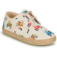 Scarpe Bambino Sneakers basse Citrouille et Compagnie OSTINO Multicolore