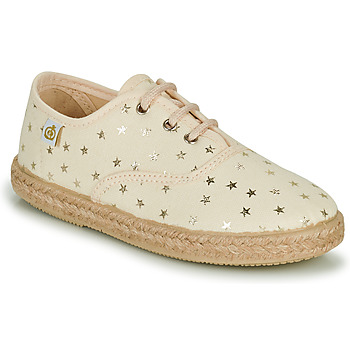 Scarpe Bambina Sneakers basse Citrouille et Compagnie OWAZA Oro