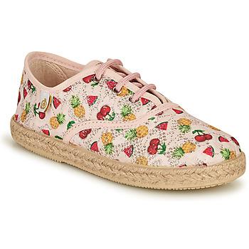 Scarpe Bambina Sneakers basse Citrouille et Compagnie OAKO Multicolore