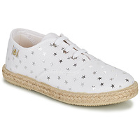 Scarpe Bambina Sneakers basse Citrouille et Compagnie OUAKA Argento
