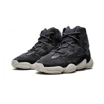 Scarpe Sneakers basse adidas Originals Yeezy 500 High Slate Slate/Slate/Slate