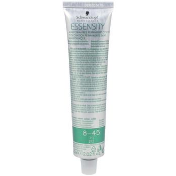 Bellezza Accessori per capelli Schwarzkopf Essensity Ammonia-free Permanent Color 8-45  60 ml