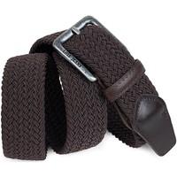 Accessori Cinture Lois Cintura elastica della ditta Marrone scuro