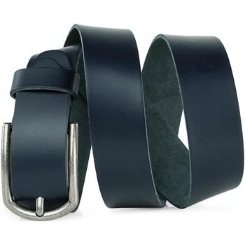 Accessori Cinture Jaslen Hebijon Leather Marrone cocco
