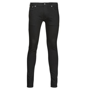 Abbigliamento Uomo Jeans slim Jack & Jones JJILIAM Nero