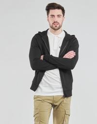 Abbigliamento Uomo Felpe Jack & Jones JJEBASIC Nero