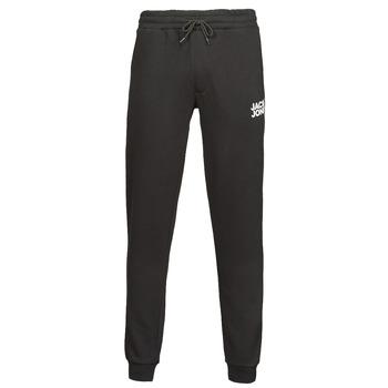 Abbigliamento Uomo Pantaloni da tuta Jack & Jones JJIGORDON Nero