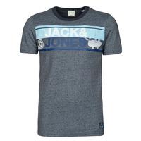 Abbigliamento Uomo T-shirt maniche corte Jack & Jones JCONICCO Marine