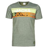 Abbigliamento Uomo T-shirt maniche corte Jack & Jones JCONICCO Kaki