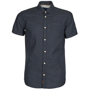 Abbigliamento Uomo Camicie maniche corte Jack & Jones JORABEL Marine