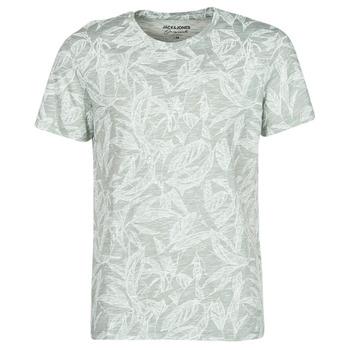 Abbigliamento Uomo T-shirt maniche corte Jack & Jones JORLEFO Grigio